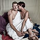 LOA - Hadrian and Antinous by Aaron Holloway