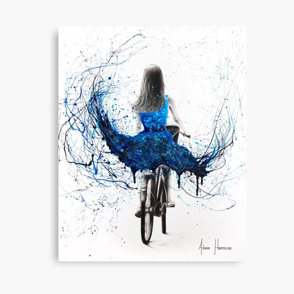 River Ride Canvas Print