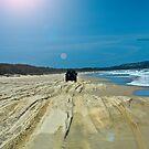 Beach Scene 3 by Aaron Holloway