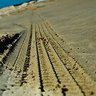 Beach Scene 4 by Aaron Holloway