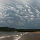 Mammatus cloud by andreisky