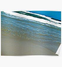 Beach Scene 5 Poster