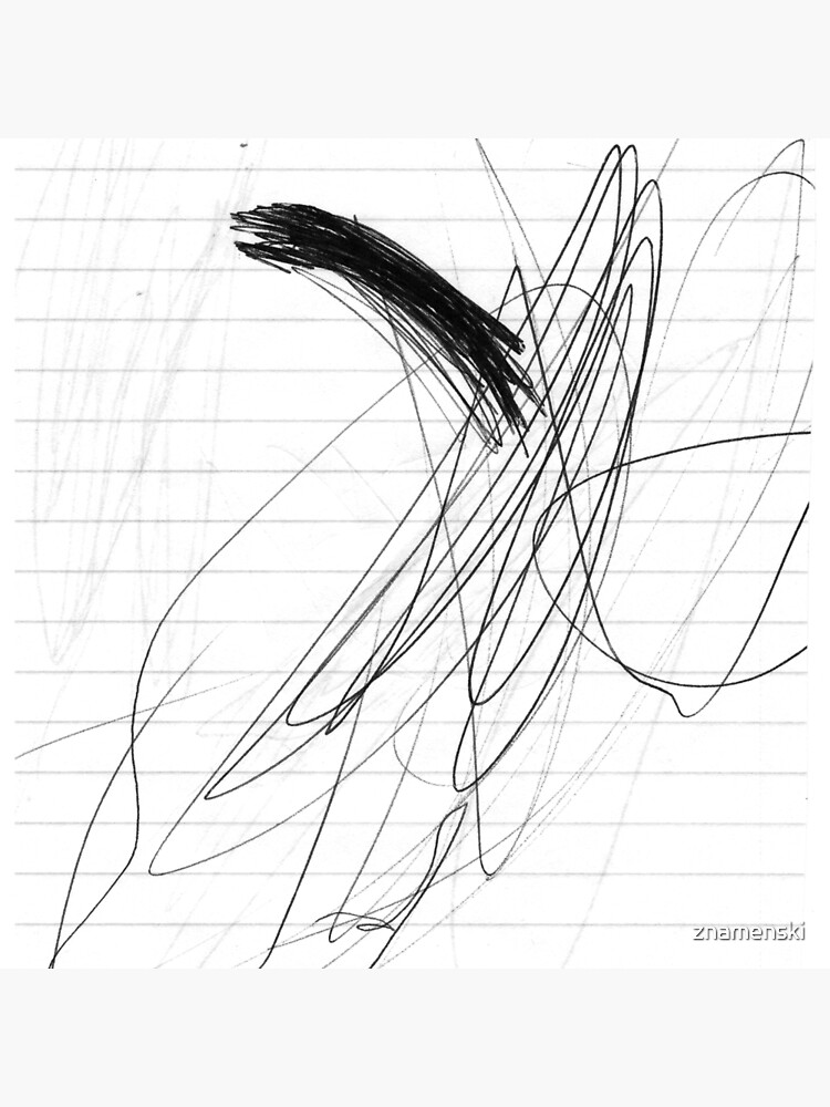 #lineart #face #blackandwhite #head sketch wing monochrome artwork by znamenski