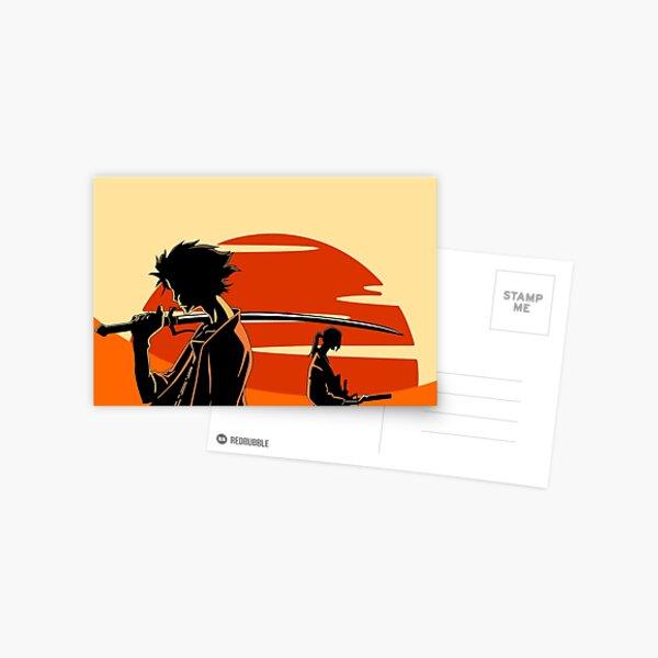 Samurai Champloo Goodies Postcard