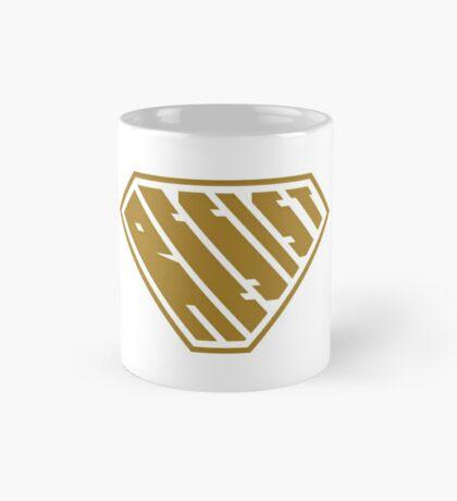 Resist SuperEmpowered (Gold) Mug
