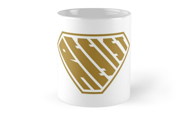 Resist SuperEmpowered (Gold) by Carbon-Fibre Media