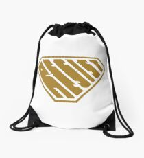 Resist SuperEmpowered (Gold) Drawstring Bag