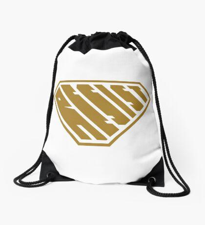 Resist SuperEmpowered (Gold) Drawstring Bag