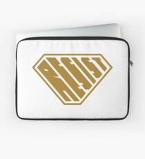 Resist SuperEmpowered (Gold) Laptop Sleeve