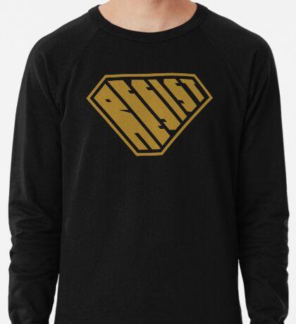 Resist SuperEmpowered (Gold) Lightweight Sweatshirt
