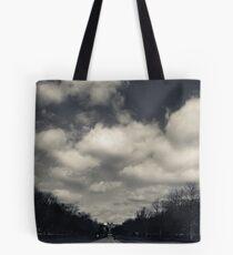 Windsor Castle the Long Walk Tote Bag
