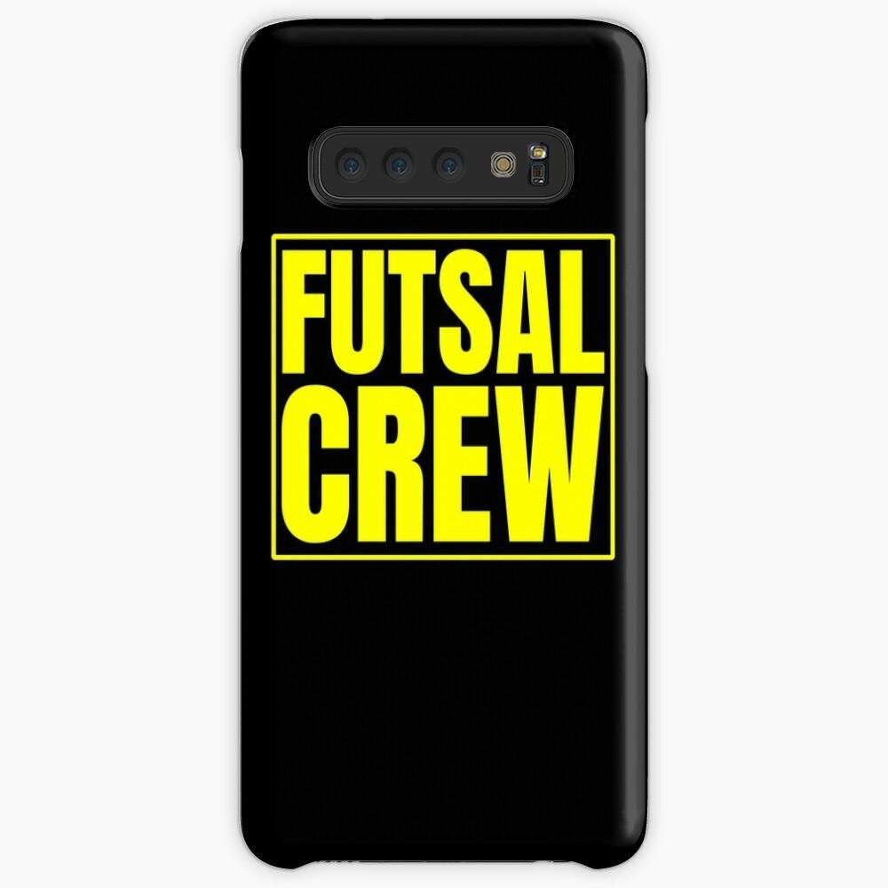 Futsal Crew Hülle & Klebefolie für Samsung Galaxy