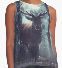 Forest Dweller Sleeveless Top