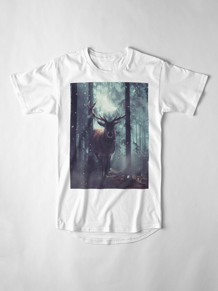 Alternate view of Forest Dweller Long T-Shirt