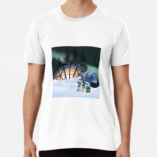 Parker the Penguin Premium T-Shirt