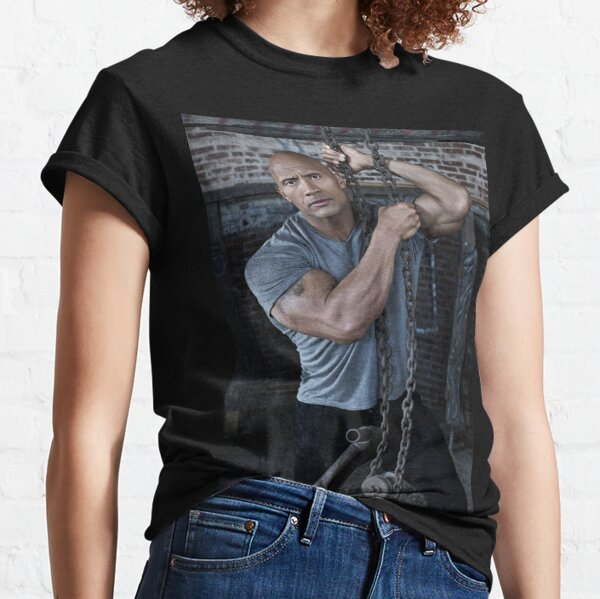 Dwayne 'The Rock' Johnson Classic T-Shirt