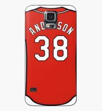 John Anderson Jersey Case/Skin for Samsung Galaxy