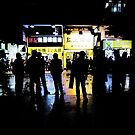 Police Descend on Hong Kong by Mitchell Blatt, China Travel Writer