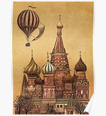 Trip to Moscow  Poster