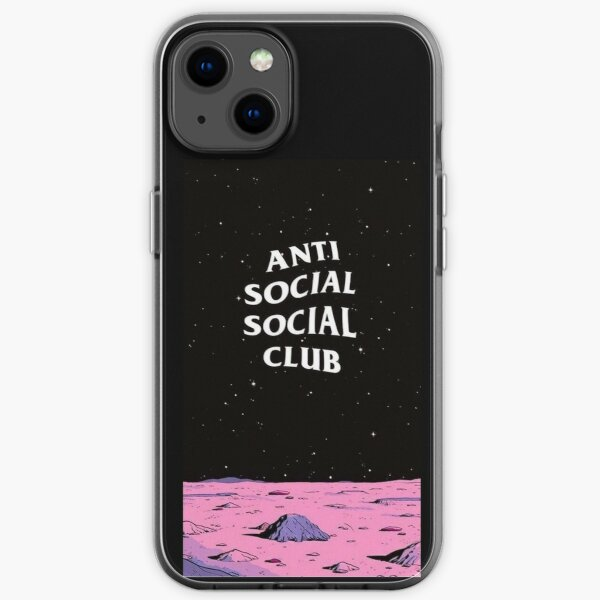 HYPEBEAST ANTI SOCAL SOCAL CLUB *CHEAP PRICE* iPhone Soft Case