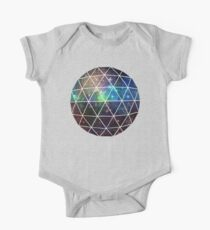 Space Geodesic  One Piece - Short Sleeve