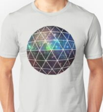 Space Geodesic  Unisex T-Shirt