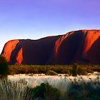 Uluru Sunrise - Central Australia #2 by Lexa Harpell