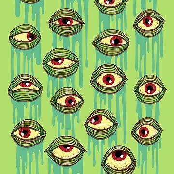Mutant Eyeballs by Jennifer-Smith