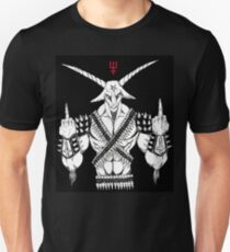 Baphomet Left Hand Path Unisex T-Shirt