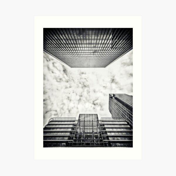 Canary Wharf | 04 Art Print