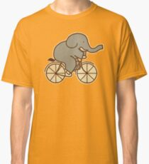 Elephant Cycle  Classic T-Shirt