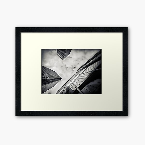 Canary Wharf | 06 Framed Art Print