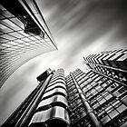 Lloyds London | 01 by Frank Waechter