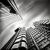Lloyds London   01 by Frank Waechter