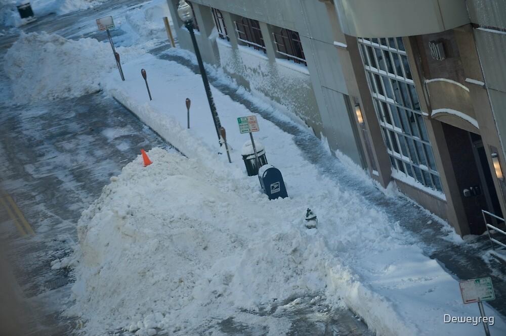 snowstorm sunday by Deweyreg