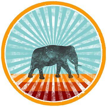 Elefant von Periartwork