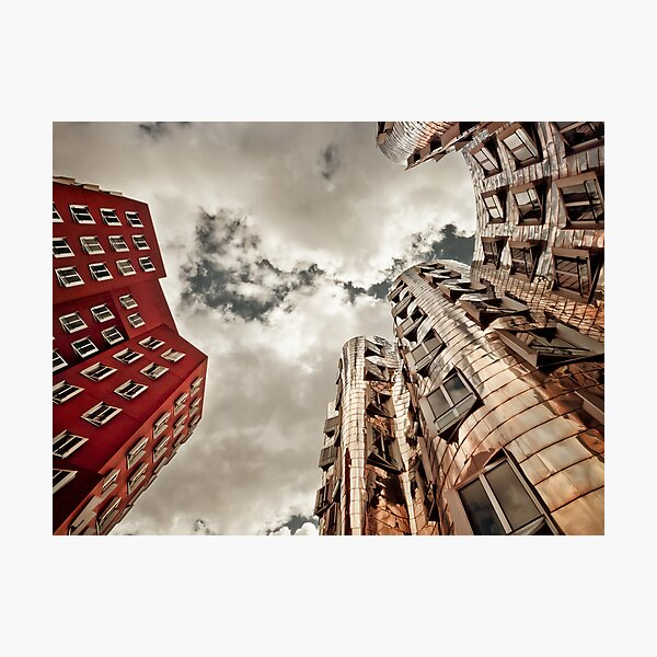 GEHRY | 05 Photographic Print