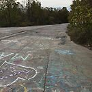 Abandoned Highway Centralia Pennsylvania by Kevin OShaughnessy
