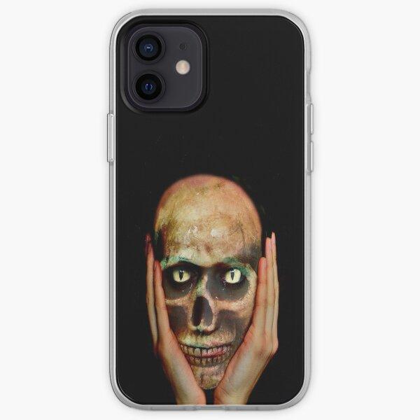 Depressed iPhone Soft Case