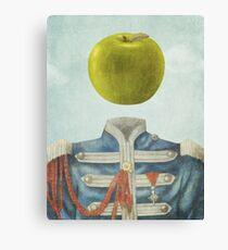 Sgt. Apple  Canvas Print