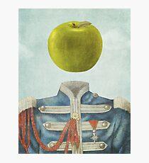 Sgt. Apple  Photographic Print
