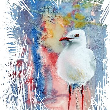 Gull by Lefrog