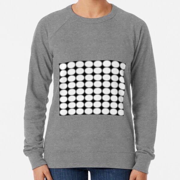 #abstract, #pattern, #design, #illusion, #art, #bright, #square, #shape Lightweight Sweatshirt
