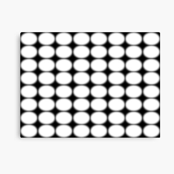#abstract, #pattern, #design, #illusion, #art, #bright, #square, #shape Canvas Print