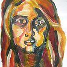 Self-portrait (Alice Neel) by greenpalindrome