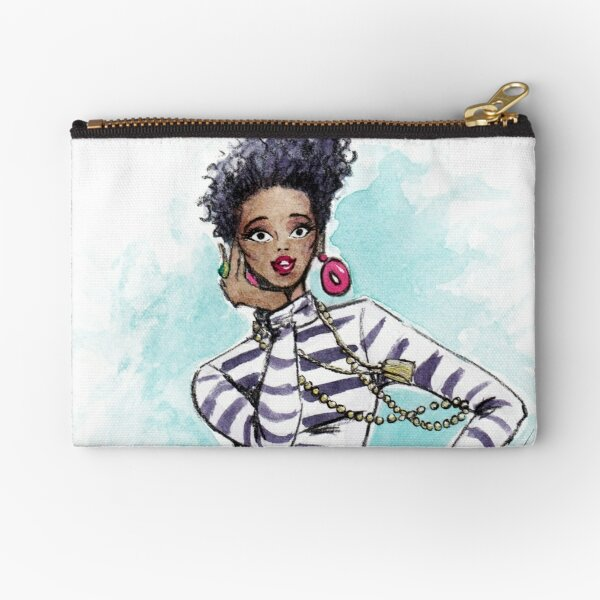 Oh So Fab! Zipper Pouch