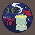 Zombie Mug by shpshift