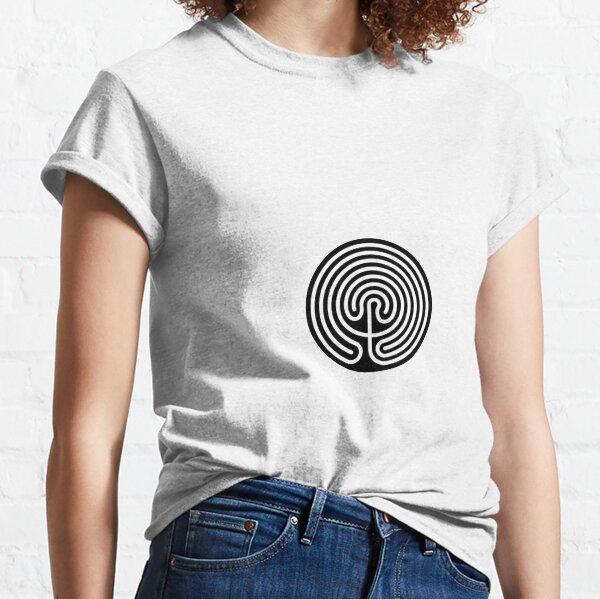 #knossos #minotaur #labyrint #structure #artificer #King #Minos #Crete Classic T-Shirt