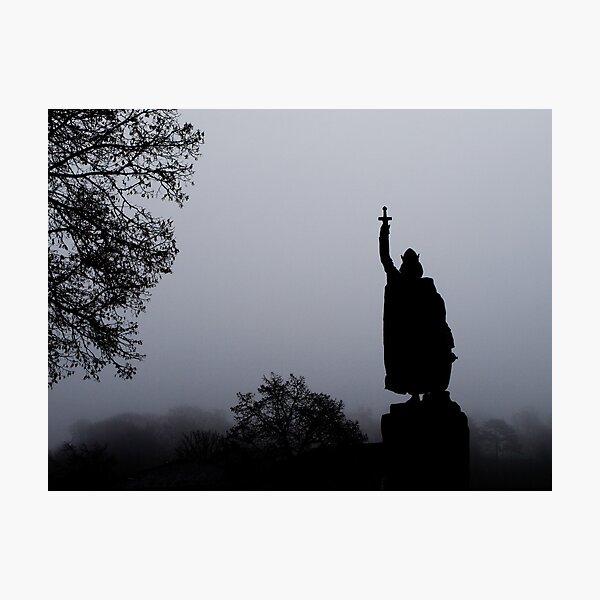 King of the Fog Photographic Print