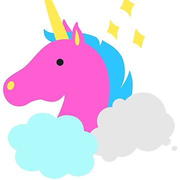 My Little Unicorn in Sparkle by Thanada